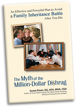 Inheritance Expert - Myth of the Million Dollar DIshrag